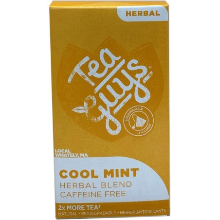 Cool Mint (Citrus Mint Melange)
