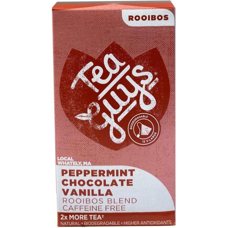 Peppermint Chocolate Vanilla