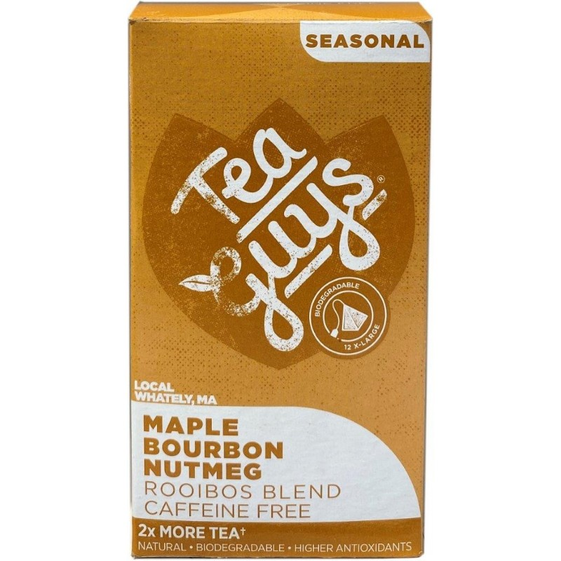 Maple Bourbon Nutmeg