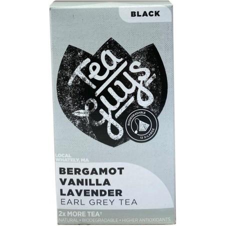 Bergamot Vanilla Lavender (Earl Grey)