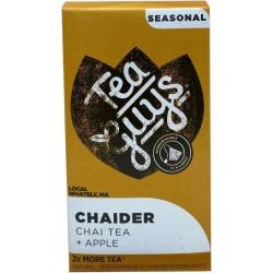 Chaider (Chai + Apple)